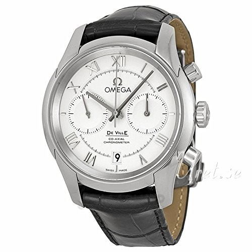 Omega de Ville Co Axial-Chronograph