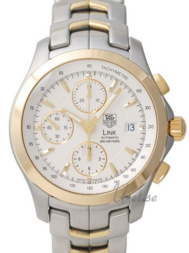 replica tag heuer link two tone in Italy