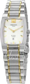 Certina DS Spel 09 Lady Shape S�lv 26x23 mm