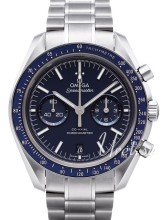 Omega Speedmaster Moonwatch Co-Axial Chronograph 44.25mm Blå/Tit