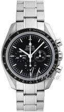 Omega Speedmaster Professional Sort/Stål Ø42 mm