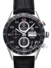 TAG Heuer Carrera Calibre 16 Day Date Automatic Chronograph Sort