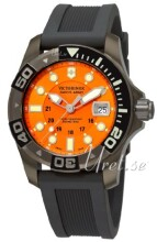 Victorinox Dive Master Orange/Gummi